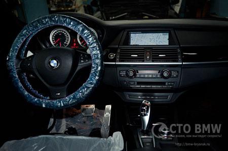обслуживание BMW  в Брянске